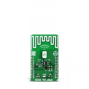 OOK TX click - MICRF114  433MHz saatja moodul