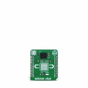MRAM click - 32KB MRAM mälumoodul