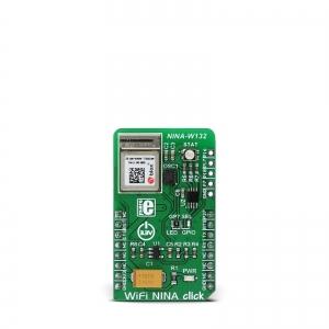 WiFi NINA click - NINA-W132 WiFi moodul
