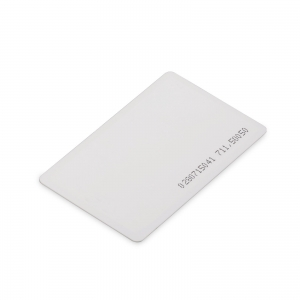 RFID 125kHz transponder kaart