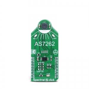 Spectral 2 click - AS7262 RGB valgusanduri moodul