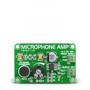 Mikrofoni võimendi moodul