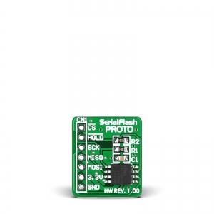 SerialFlash PROTO - 8Mb Flash mälumoodul