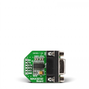 MAX3232 serial adapterplaat