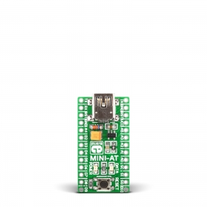 MINI-AT 5V - arendusplatvorm ATmega328 mikrokontrolleriga