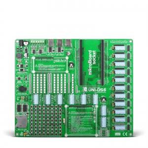 UNI-DS6 universaalne laiendusplatvorm microBoard arendusmoodulitele