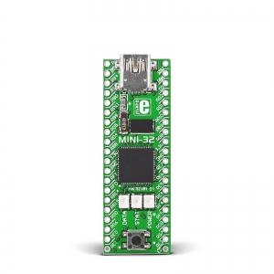 MINI-32 - arendusplatvorm PIC32MX mikrokontrolleriga
