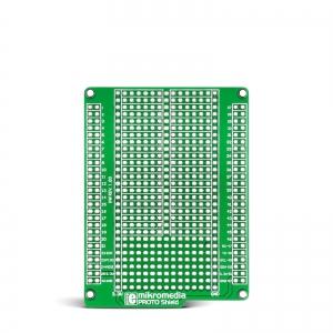 mikromedia PROTO shield - makettplaat 2.8´´ displeile