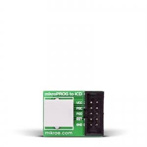 mikroProg ICD2/ICD3 adapterplaat PIC programmaatorile
