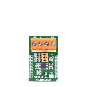 RS485 click 5V - ADM485 jadaliidese adapter