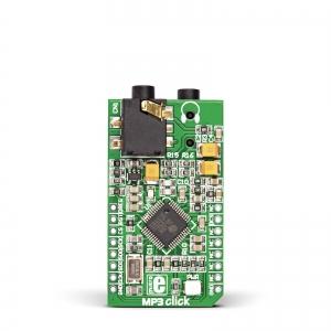 MP3 Click - MP3 dekooderi moodul