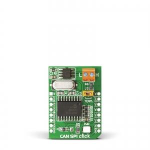 CAN SPI click 3.3V - SN65HVD230  CAN transiiver