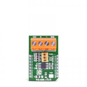 RS485 click 3.3V - SN65HVD12 jadaliidese adapter
