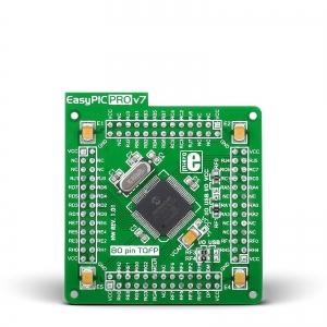 EasyPIC PRO v7 - PIC18F87K22 mikrokontrolleri moodul