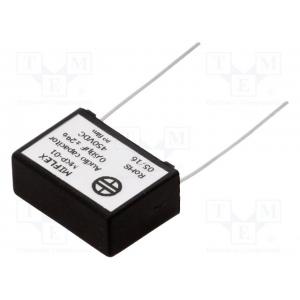 Kondensaator polypropylene 0,68uF 450VDC 2% 22,5mm
