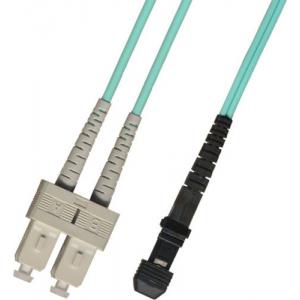FO jätkukaabel multimode MTRJ-SC duplex OM3 (50/125) 5.0m