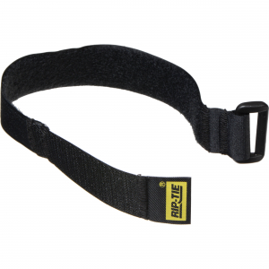 Takjapael Rip-Tie kaablirihm 25mm x 762mm, must (10.tk)