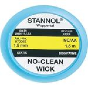 Tinasukk 1,5mm NC-AA  No Clean,Stannol