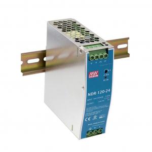 Toiteplokk DIN-liistule 120W 24V 5A