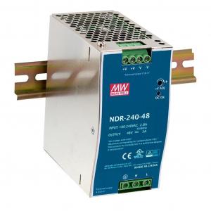 Toiteplokk DIN-liistule 240W 48V 5A