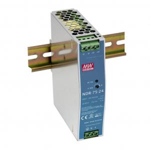 Toiteplokk DIN-liistule 75W 24V 3.2A