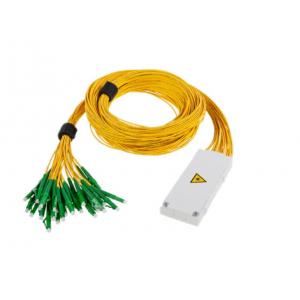 Splitteri moodul 1:64 LC/APC 1.8m pigtail OCM8-SP11ZLL2-18DB