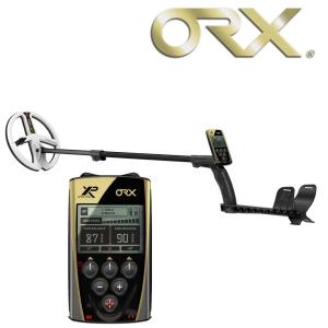 Metallidetektor XP ORX,  22.5 cm HF pooliga, (ainult juhtpult) ENG