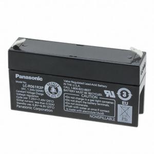 Pliiaku 6V 1,3Ah Panasonic (LC-R061R3P)