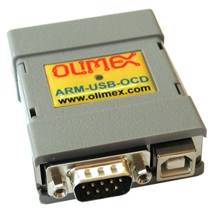 OUMEX ARM-USB-OCD - JTAG Debugger / Programmaator