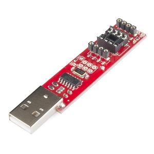 Tiny AVR programmaator