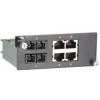 Moodul PT- / IKS- seeria switchidele: 2 x 100BaseFX multi-mode porti (SC) ja 4 x 10/100BaseT(X)
