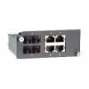 Moodul PT- / IKS- seeria switchidele: 2 x 100BaseFX multi-mode porti (ST) ja 4 x 10/100BaseT(X)