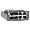 Moodul PT- / IKS- seeria switchidele: 4 x 10/100/1000BaseT(X) porti või 4 x 1000BaseSFP