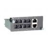 Moodul PT- / IKS- seeria switchidele: 4 x 100BaseFX multi-mode porti (SC) ja 2 x 10/100BaseT(X)