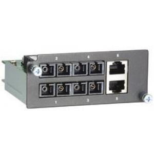 Moodul PT- / IKS- seeria switchidele: 4 x 100BaseFX single-mode porti (SC) ja 2 x 10/100BaseT(X)