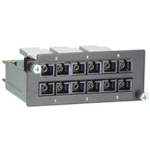 Moodul PT- / IKS- seeria switchidele: 6 x 100BaseFX single-mode porti (SC)