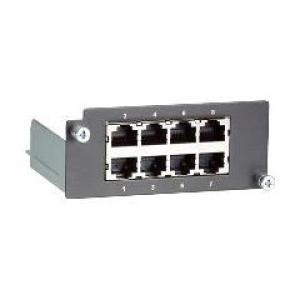 Moodul PT- / IKS- seeria switchidele: 8 x 10/100BaseT(X)