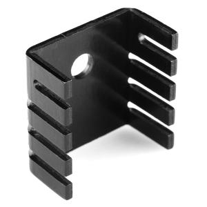 Radiaator, TO-220, 2.5W, alumiinium