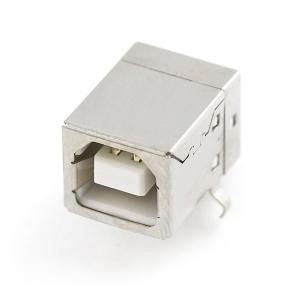 USB-B pesa trükkplaadile