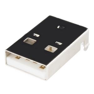 USB-A pesa trükkplaadile