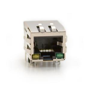 RJ45 Ethernet MagJack konnektor trükkplaadile