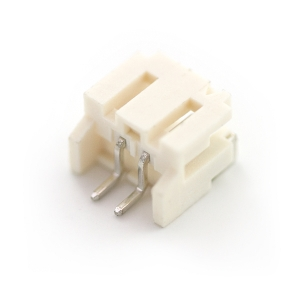 JST PH-2 konnektor, SMD, valge