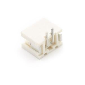 JST PH-2 konnektor, SMD, valge, vertikaalne