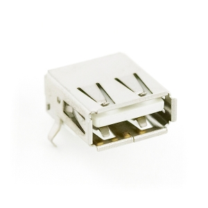 USB-A pesa trükkplaadile, SMD