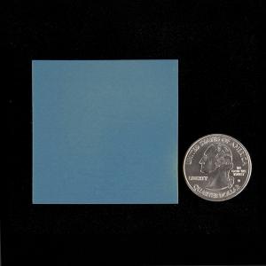 Termomatt, 0.37W/mK, 50 x 50 x 0.13mm, liimiga