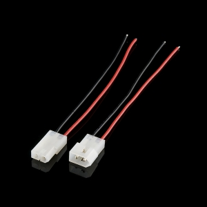 Toitejuhtmete paar Molex konnektoritega, ema/isa, 15cm