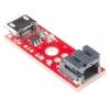 SparkFun LiPo laadija, Micro-USB