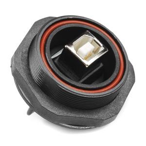 USB-B pesa paneelile, veekindel