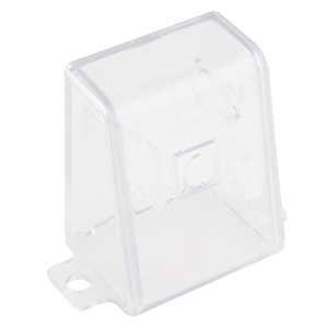 Raspberry Pi Camera Case - Clear Plastic