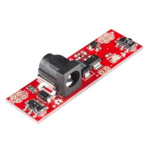 Toitekonverter makettplaadile, 5V/3.3V 800mA